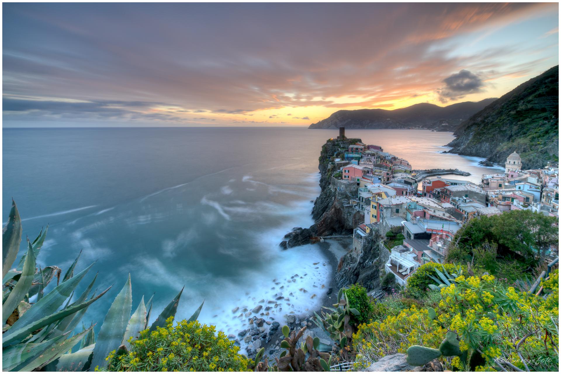 Vernazza Cinque Terre 2019